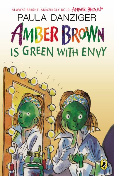 Amber Brown is Green with Envy (Amber Brown, Bk. 9)