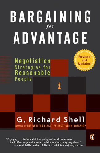Bargaining for Advantage (Revised and Updated)