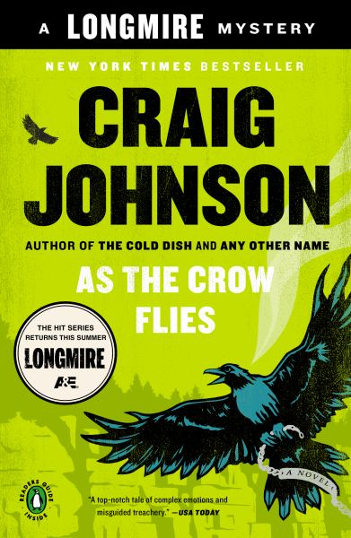 As the Crow Flies (Walt Longmire Mysteries)