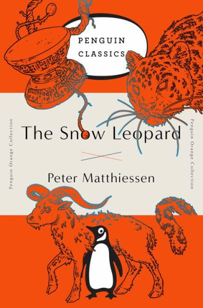 The Snow Leopard (Penguin Orange Collection)