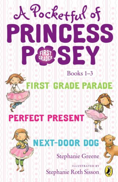 A Pocketful of Princess Posey (Princess Posey, First Grader Books 1-3)