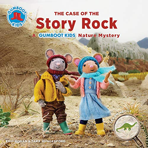 The Case of the Story Rock (Gumboot Kids Nature Mystery)