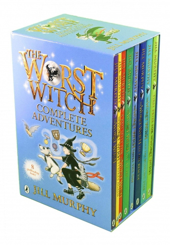 The Worst Witch Complete Adventures (8 Book Collection)