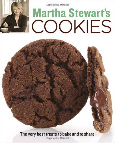 Martha Stewart's Cookies: The Ultimate Guide to Homebaked Treats