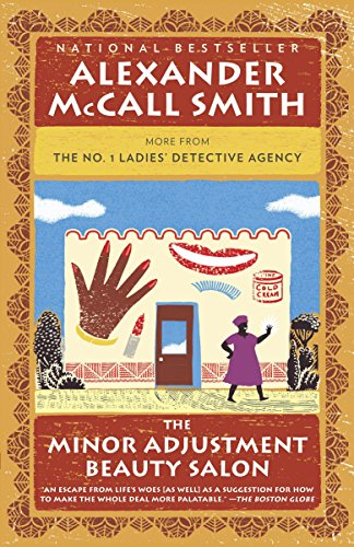 The Minor Adjustment Beauty Salon (No. 1 Ladies' Detective Agency Series)