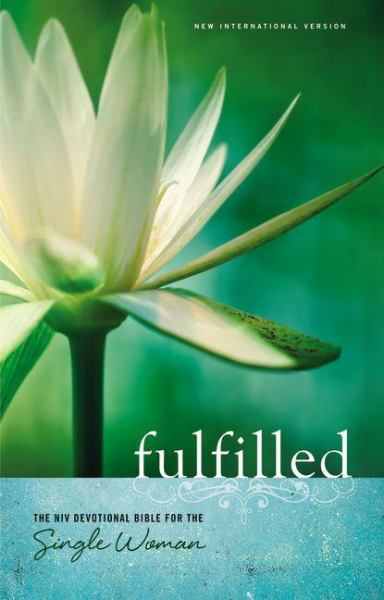 NIV Fulfilled (Devotional Bible for the Single Woman)