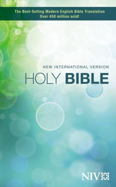 New International Version Holy Bible