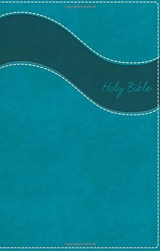 NIV Gift Bible (Turquoise Leathersoft)