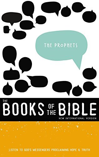 NIV, The Books of the Bible: The Prophets