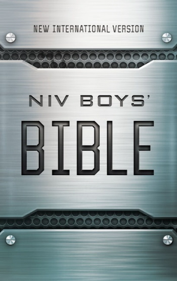 NIV, Boys' Bible
