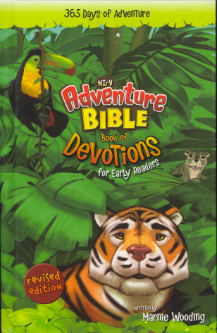 NIRV Adventure Bible: Book of Devotions for Early Readers