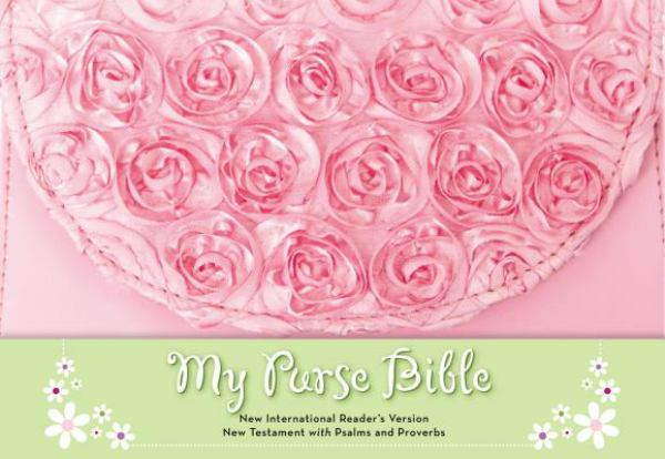 NIrV My Purse Bible (New Testament with Psalms and Proverbs, Pink Leathersoft)
