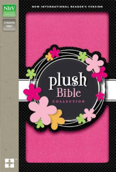Plush Bible Collection (NIrV, Pink Sparkle)