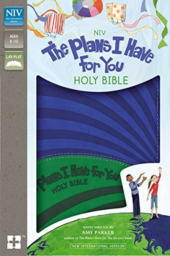 NIV The Plans I Have for You Holy Bible, Imitation Leather