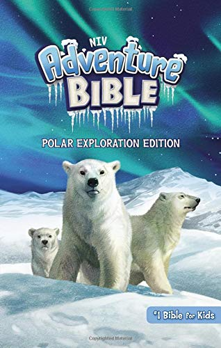 NIV Adventure Bible (Polar Exploration Edition)