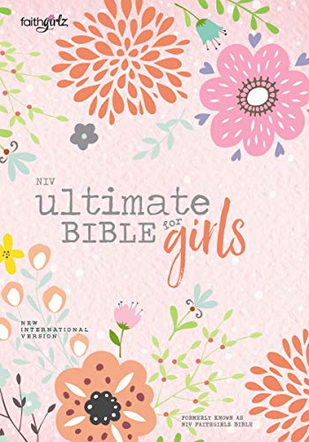 NIV Ultimate Bible for Girls (Faithgirlz)