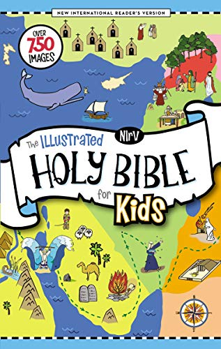 NIrV The Illustrated Holy Bible for Kids
