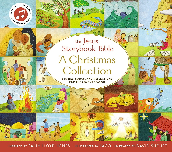 A Christmas Collection: Stories, Songs, and Reflections for the Advent Season (The Jesus Storybook Bible)