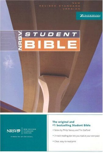 NRSV Student Bible (New Revised Standard Version/Youth & Teen)