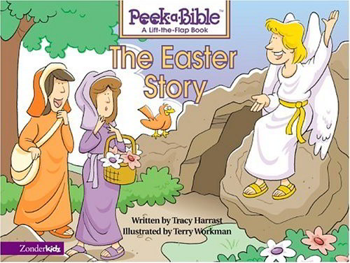 The Easter Story (Peek-a-Bible)