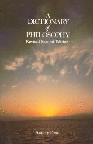 A Dictionary of Philosophy (Revised Second Edition)