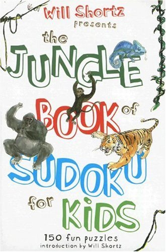 The Jungle Book Of Sudoku For Kids