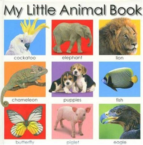 My Little Animal Book