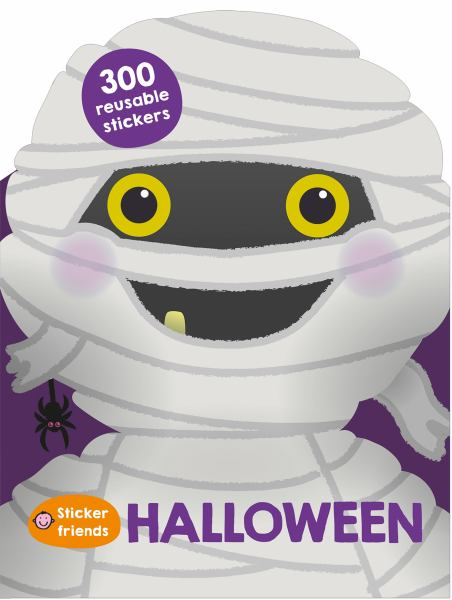 Halloween (Sticker Friends)
