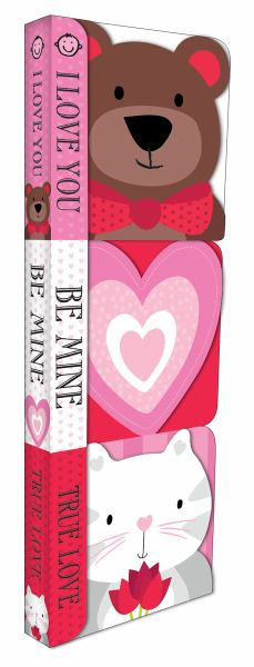 Chunky Pack: Valentine (I Love You/Be Mine/True Love, Chunky 3 Pack)