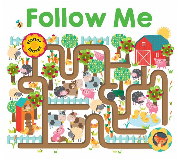 Follow Me (Finger Mazes)