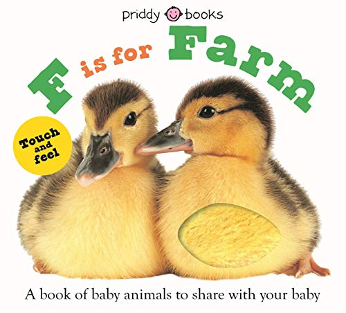 F is for Farm (Touch & Feel)