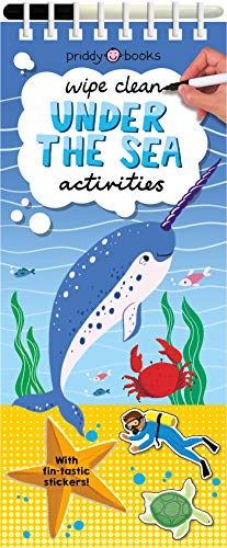 Under the Sea (Wipe Clean Activities)