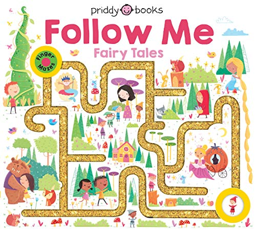 Follow Me Fairy Tales (Finger Mazes)