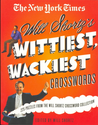 Will Shortz's Wittiest, Wackiest Crosswords (New York Times)