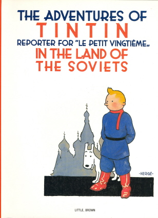 In the Land of the Soviets (Adventures of Tintin)