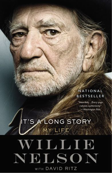 It's a Long Story: My Life (Large Print)