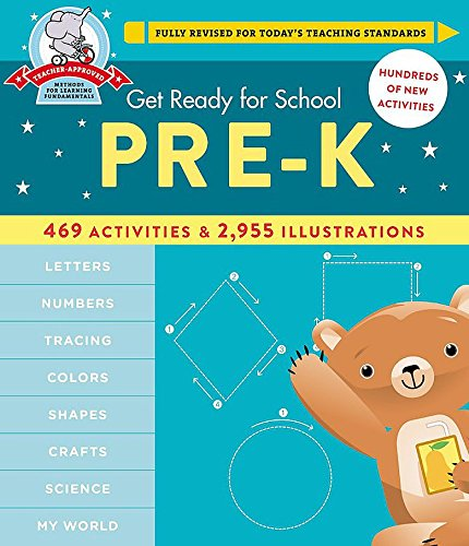 Pre-K (Get Ready for School)