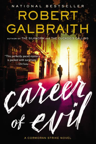 Career of Evil (Cormoran Strike, Large Print)