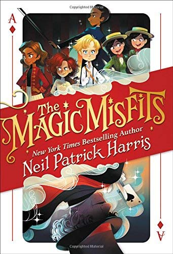 The Magic Misfits (Bk. 1)