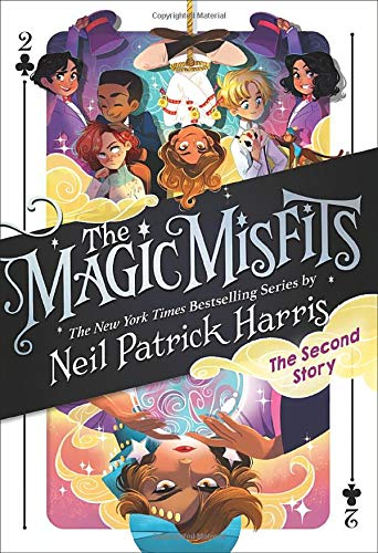 The Second Story (The Magic Misfits, Bk. 2)