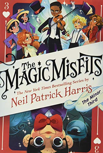The Minor Third (The Magic Misfits, Bk. 3)