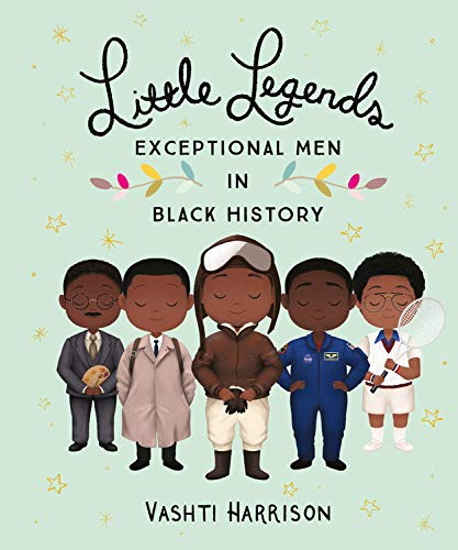 Exceptional Men in Black History (Little Legends)