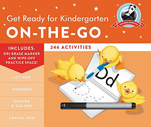 On-the-Go (Get Ready for Kindergarten)