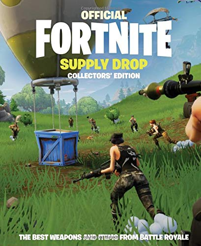 Supply Drop: Collectors' Edition (Official Fortnite Books)