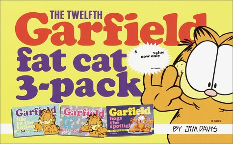 The Twelfth Garfield Fat Cat 3 - Pack
