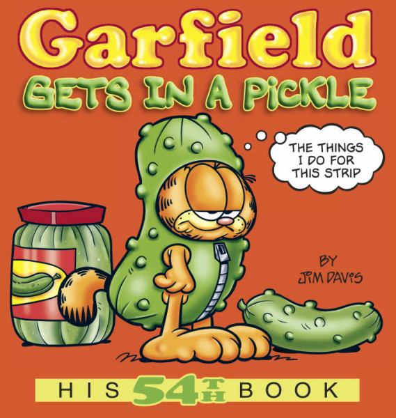 Garfield Gets in a Pickle - Bk. #54