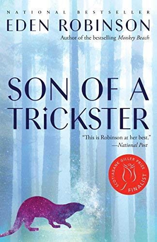 Son of a Trickster (The Trickster Trilogy, Bk. 1)