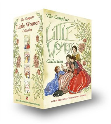 The Complete Little Women Collection (Little Women/Good Wives/Little Men/Jo's Boys)