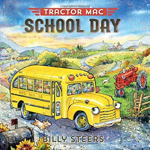 School Day (Tractor Mac)
