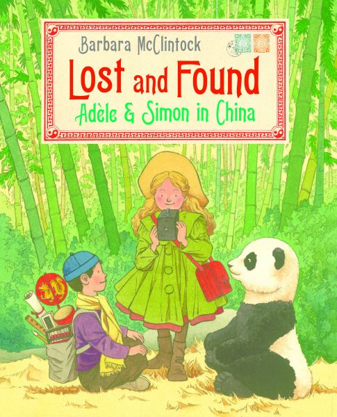 Lost and Found: Adele & Simon in China (Adele & Simon)